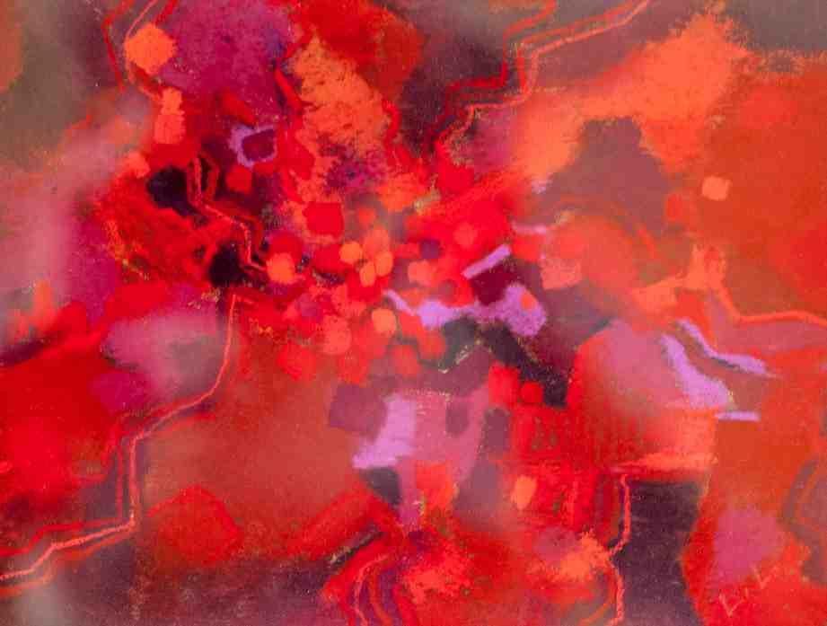 Tumbling Red