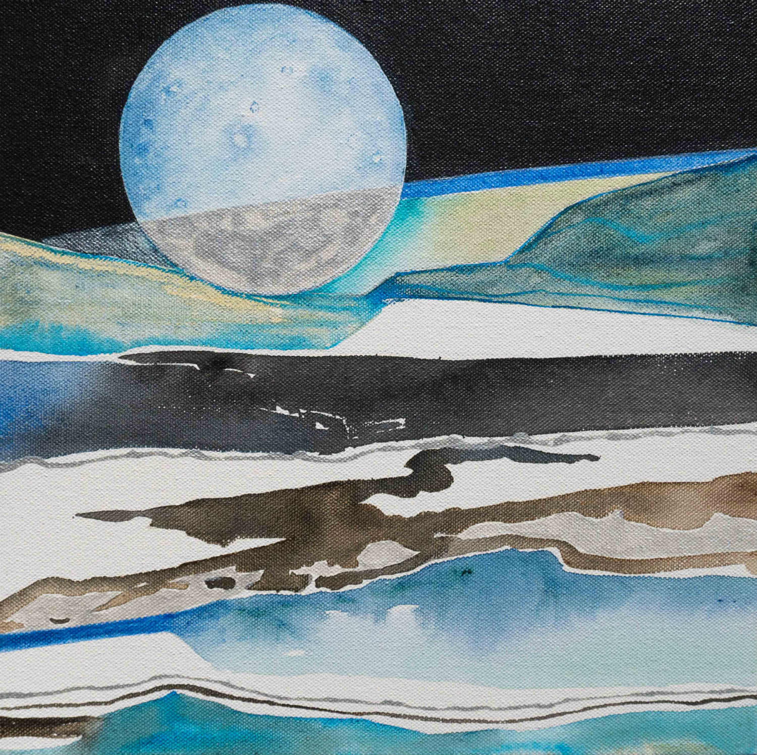 No.2 in the Moonscape Series